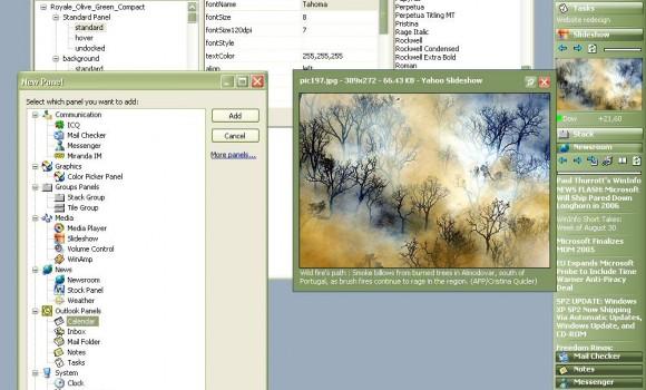 Desktop Sidebar v1.04.75 Ekran Görüntüleri - 1