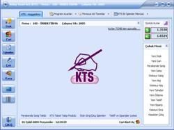 Teksoft KTS -(Kolay Ticari Set) Ekran Görüntüleri - 1