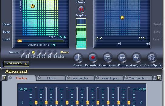 AV Voice Changer Software Diamond Edition Ekran Görüntüleri - 1