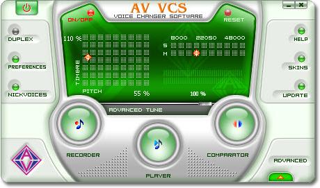 AV Voice Changer Software Ekran Görüntüleri - 1