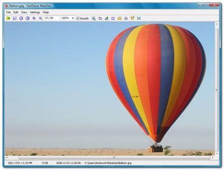 FastStone MaxView Ekran Görüntüleri - 1
