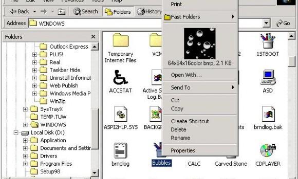 Fast Folder Access 1.8.2 Ekran Görüntüleri - 3