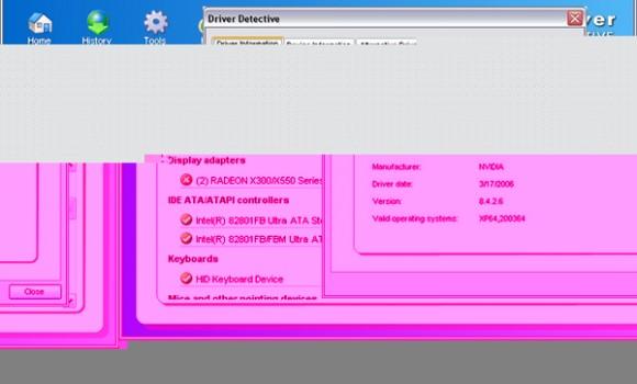 Driver Detective 6 Ekran Görüntüleri - 1