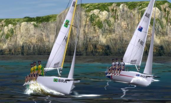 Virtual Skipper Online Ekran Görüntüleri - 2