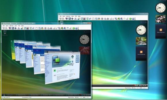 DameWare Mini Remote Control Ekran Görüntüleri - 1