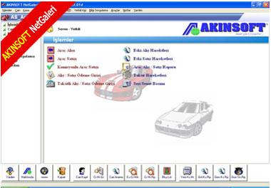 AKINSOFT NetGaleri Ekran Görüntüleri - 1