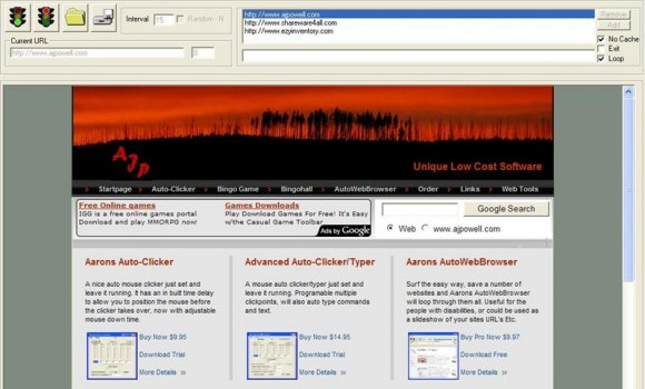 Auto Browse 2.0 Ekran Görüntüleri - 2