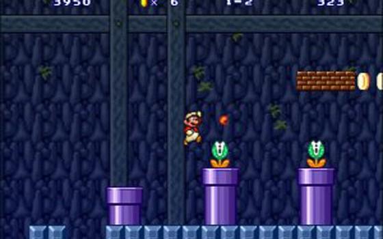 Super Mario Forever Ekran Görüntüleri - 2