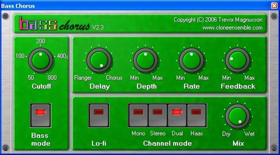 Bass Chorus Ekran Görüntüleri - 1