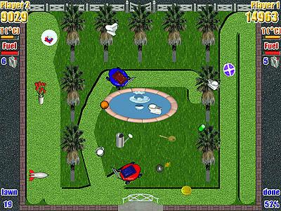 Lawn Mower 2.5 Ekran Görüntüleri - 2
