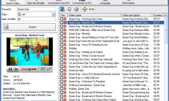 Free FLV Converter Ekran Görüntüleri - 1