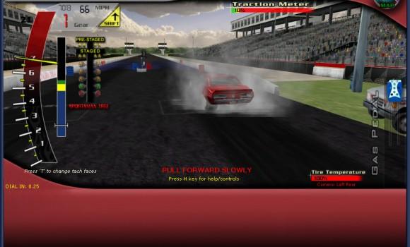 Street Challenge - 1/4 Mile Combat 2D Ekran Görüntüleri - 2