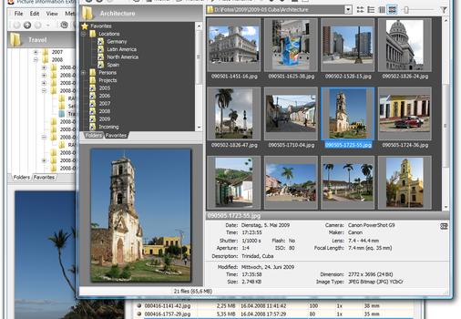 Picture Information Extractor Ekran Görüntüleri - 2