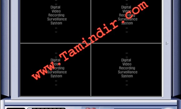 ExCLient Kamera Server`i Ve Kontrol Programı Ekran Görüntüleri - 1