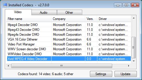 CodecInstaller Ekran Görüntüleri - 2