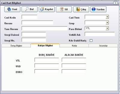 Yorka Ticari Entegre Ekran Görüntüleri - 2