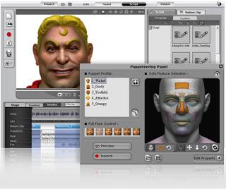 CrazyTalk Ekran Görüntüleri - 3