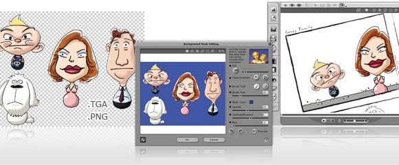 CrazyTalk Ekran Görüntüleri - 2