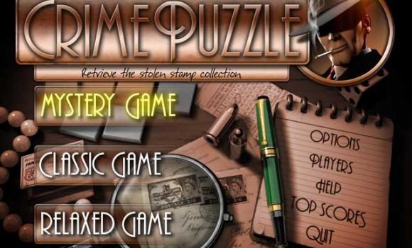 Crime Puzzle Ekran Görüntüleri - 1