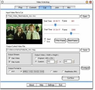 Video Workshop v1.43 Ekran Görüntüleri - 3
