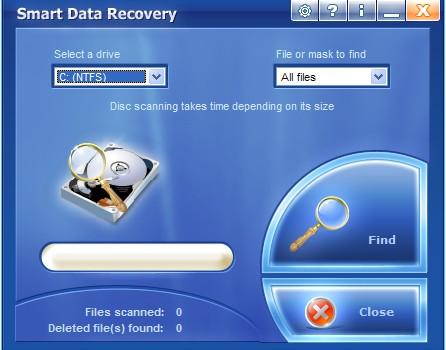 Smart Data Recovery Ekran Görüntüleri - 2