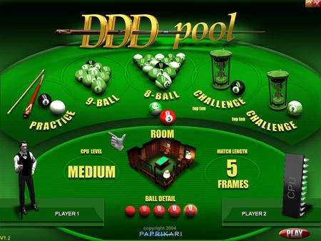 DDD Pool Ekran Görüntüleri - 3