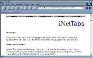 iNet-Tabs Browser (Full Versiyon) Ekran Görüntüleri - 3