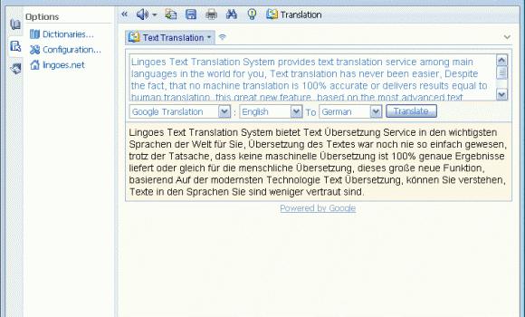 Lingoes Ekran Görüntüleri - 1