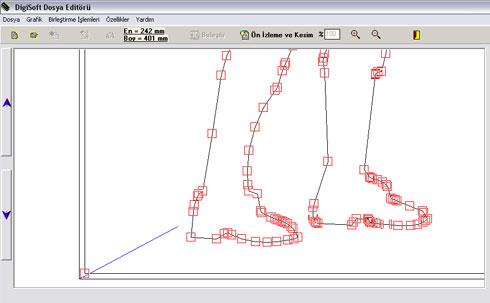 Köpük Kesme Makinası Kontrol Yazılımı Ekran Görüntüleri - 2