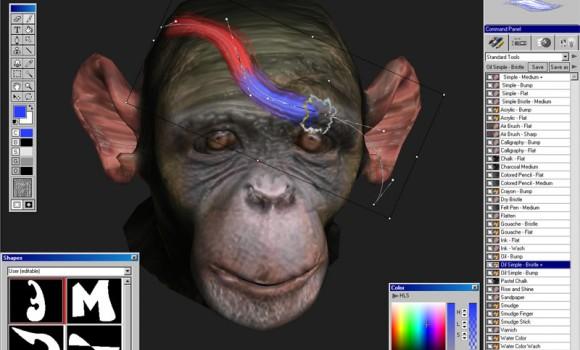Deep Paint 3D Ekran Görüntüleri - 1