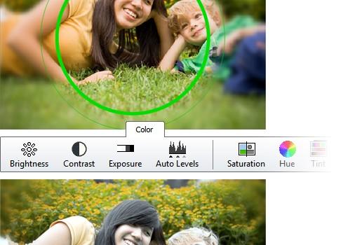 PhotoPad Image Editor Ekran Görüntüleri - 1