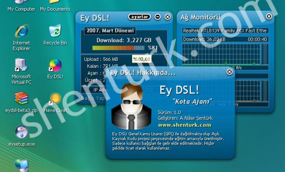Ey DSL! Ekran Görüntüleri - 2