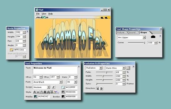 FlaX Ekran Görüntüleri - 1