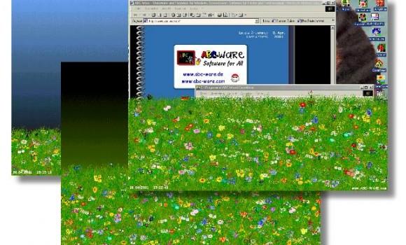 Flower Power Screensaver Ekran Görüntüleri - 1