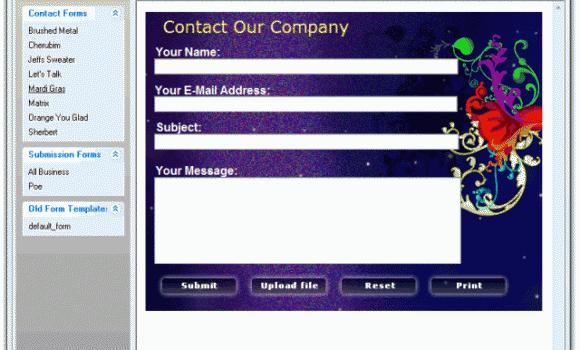 CoffeeCup Web Form Builder Ekran Görüntüleri - 2