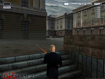 Hitman 2: Silent Assassin Ekran Görüntüleri - 3