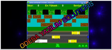 Odesa Frogger Oyunu Ekran Görüntüleri - 1