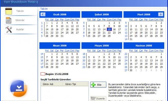Fast Shoutdown Timer Ekran Görüntüleri - 1