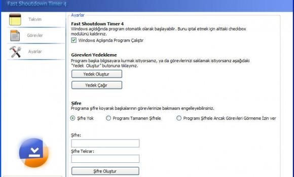 Fast Shoutdown Timer Ekran Görüntüleri - 3