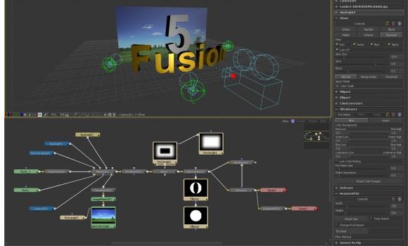 Digital Fusion 5 Ekran Görüntüleri - 3