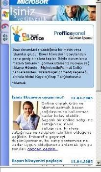 Girişimci Penceresi Ekran Görüntüleri - 3
