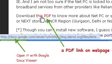 Chrome gPDF Ekran Görüntüleri - 1