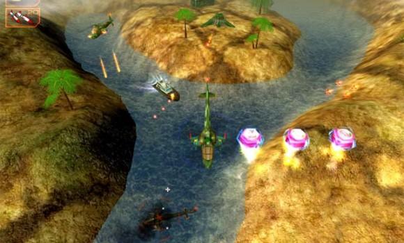 Helicopter Game Ekran Görüntüleri - 2