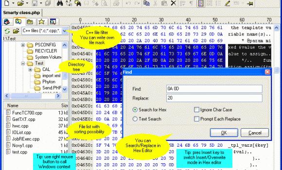 PSPad Ekran Görüntüleri - 1