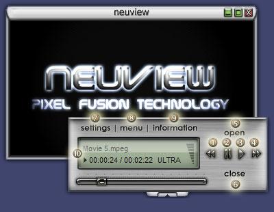 Neuview Media Player Ekran Görüntüleri - 1