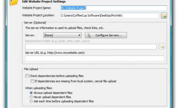CoffeeCup The HTML Editor Ekran Görüntüleri - 2