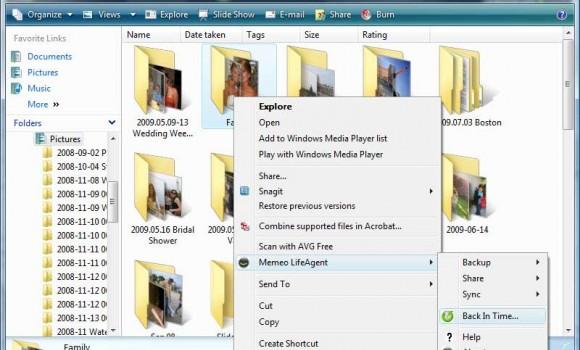 Memeo Premium Backup Ekran Görüntüleri - 3