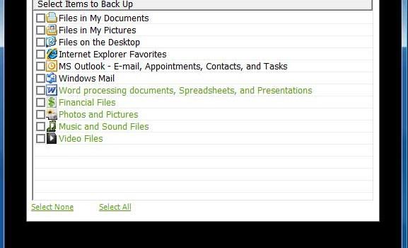 Memeo Premium Backup Ekran Görüntüleri - 1