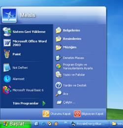 Energy Blue Ekran Görüntüleri - 3