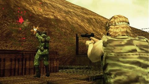 Metal Gear Solid Demo Ekran Görüntüleri - 1